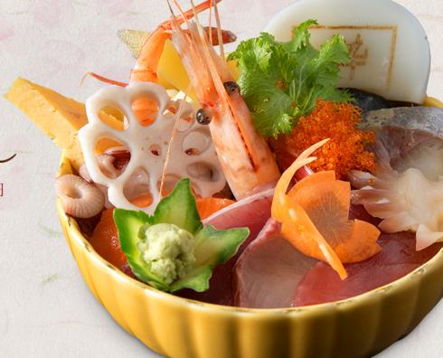 FireShot Capture 50 - 宮城・松島で人気の海鮮丼、寿司、天丼揃っています - http___www.orikono-matsushima.com_menu.html