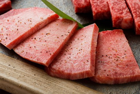 絶品のお肉